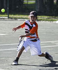 Welcome, Class of 2022! - Dallas Oliver - The Tennis Recruiting Network