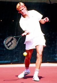 Al parker tennis
